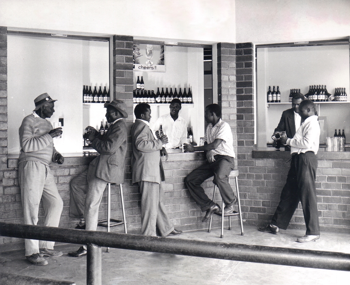 Bulawayo Mvula Bar Mpopoma South undated