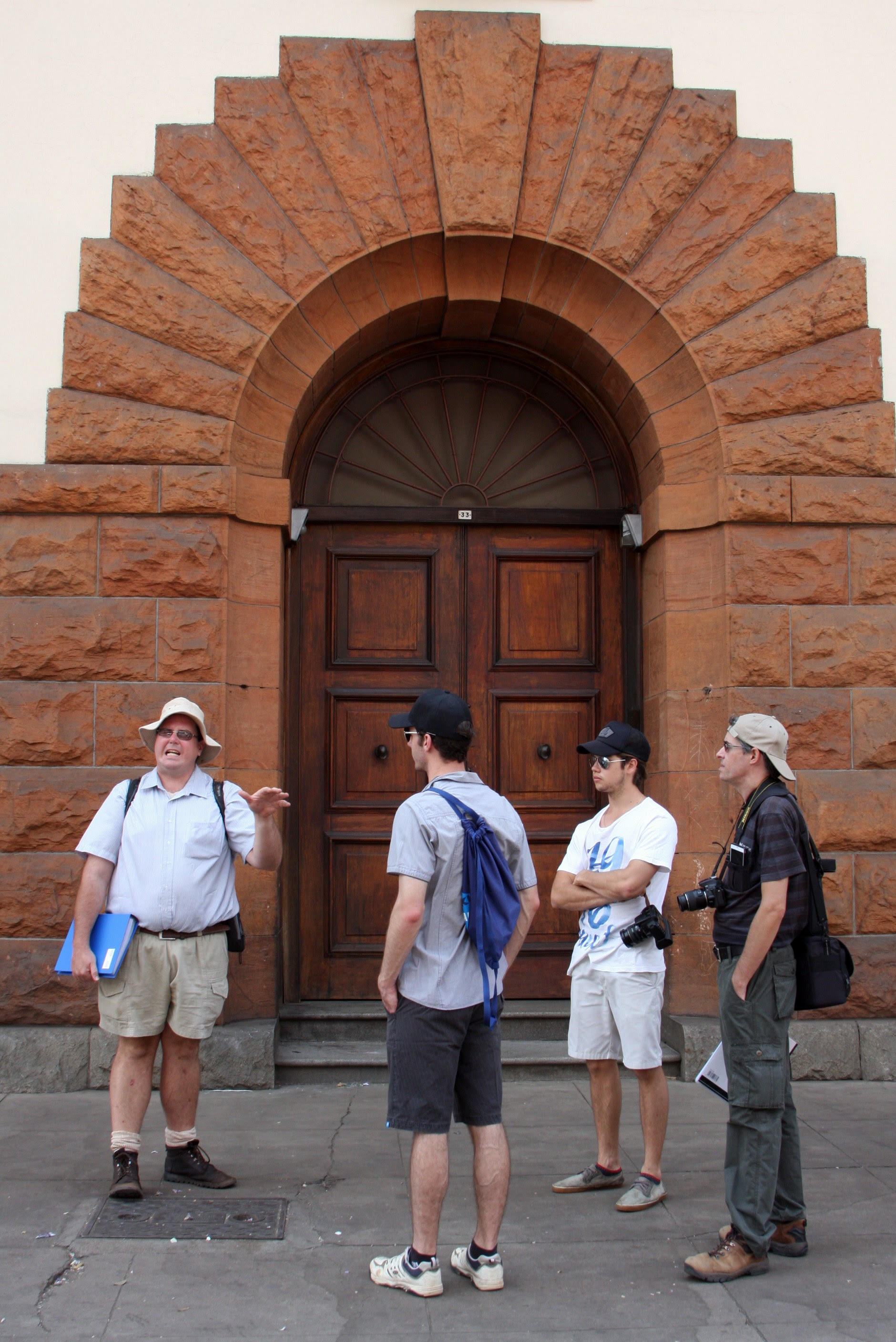 Bulawayo of Yesteryear Tour Pictures - Tredgold Building